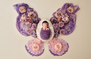 newborn-photoshoot-butterfly-theme-Lilly-Hayes