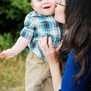Family photography portrait session in Dallas Texas