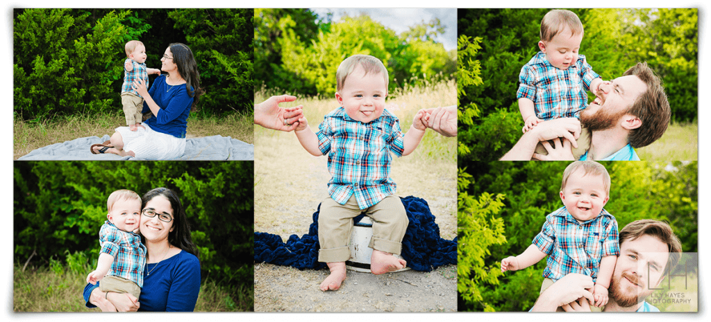 Meet the Franks at there family photography session