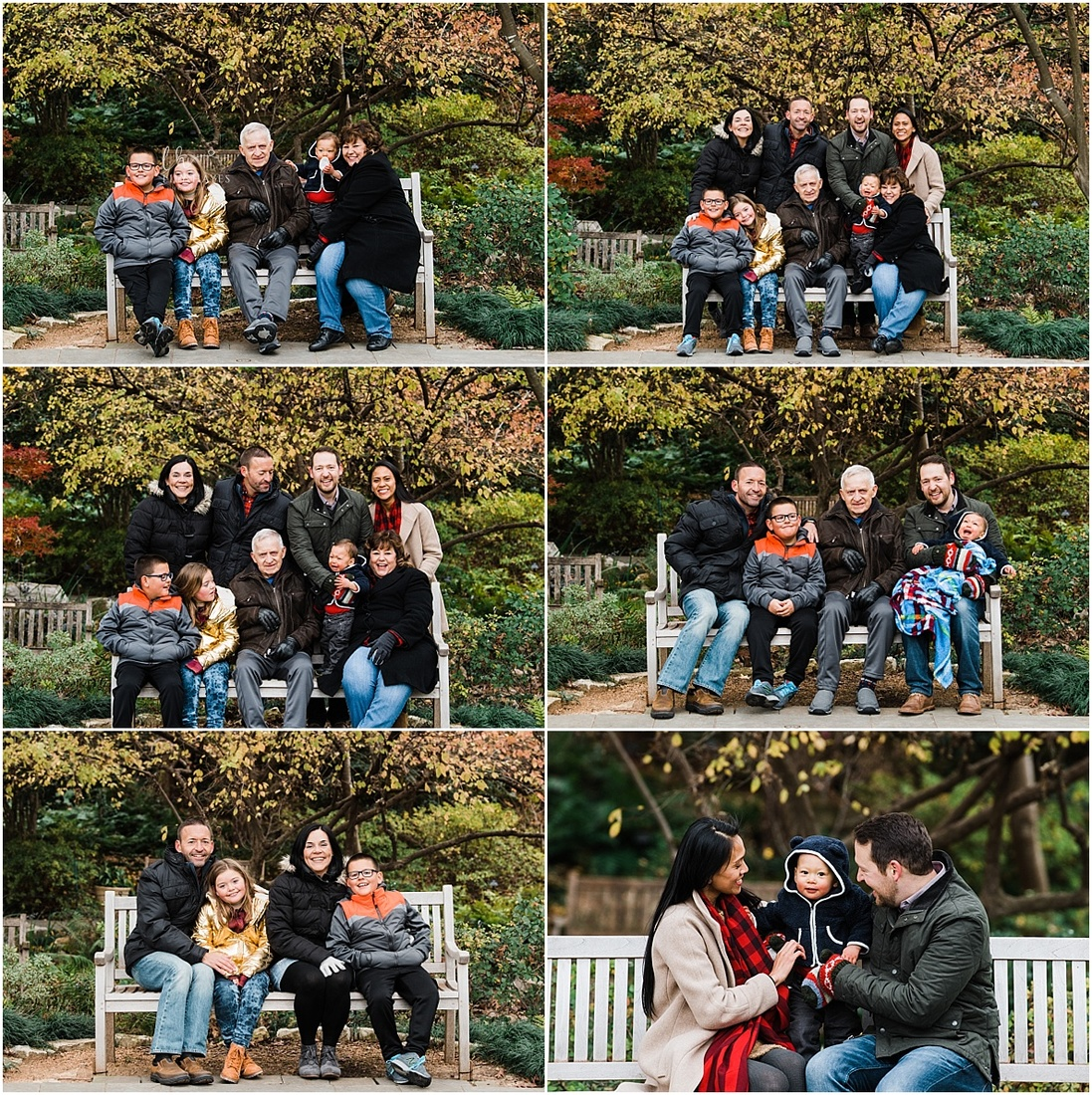family photos dallas arboretum