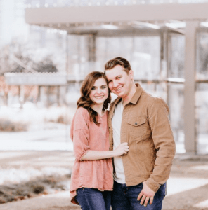 Engagement photoshoot by Lily Hayes Photography